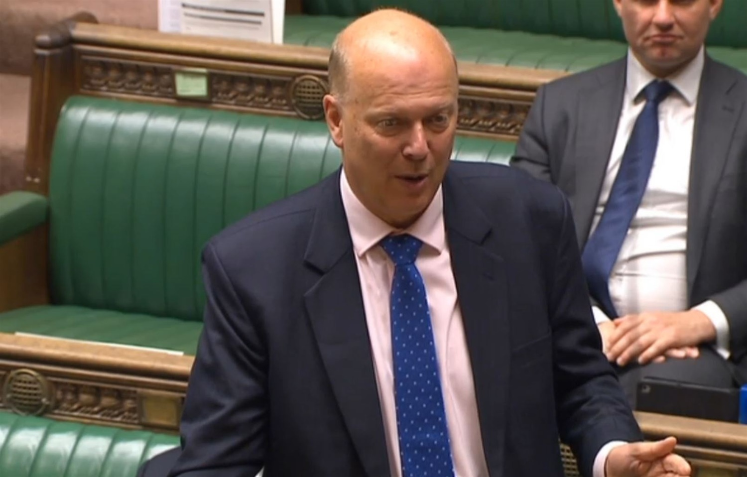 Grayling speech: inquiry launched, passengers to receive compensation