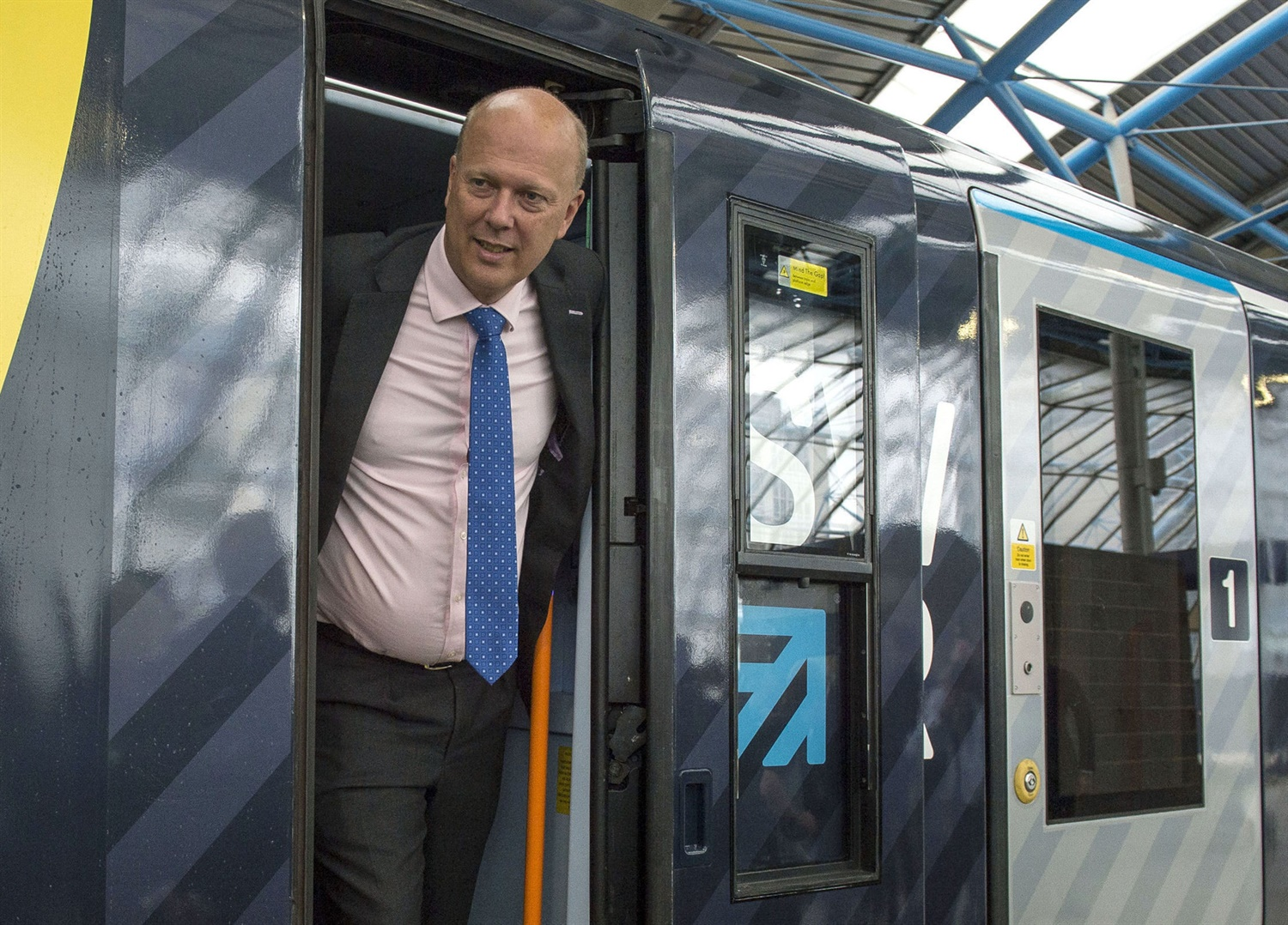 Manchester council scolds Grayling for living in 'complete fantasy' on rail expansion delays