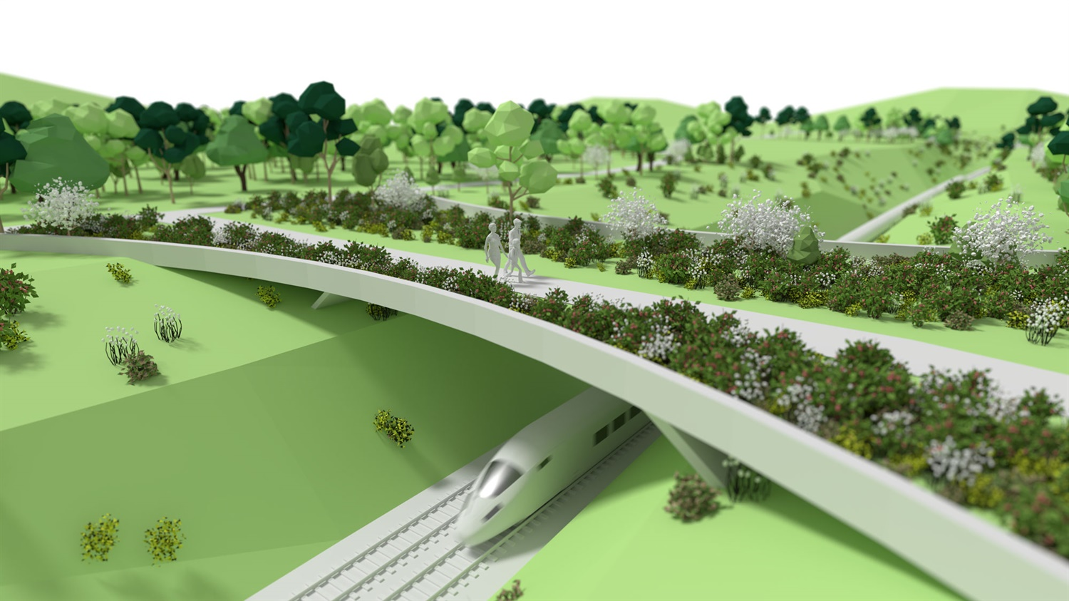 'Green corridor' on the way as HS2 looks to revitalise local environments