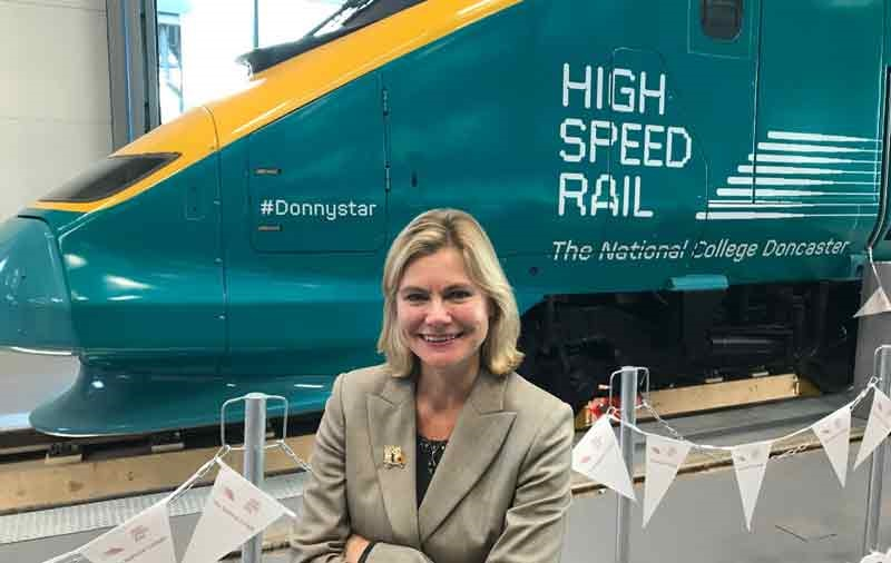 National College for High Speed Rail opens doors in Doncaster
