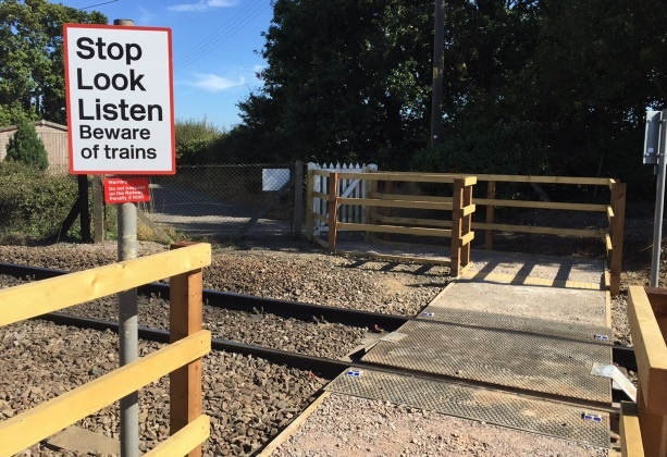 Train driver not at fault in Grimston Lane crossing fatality, RAIB concludes