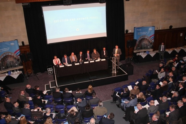 Sheffield businesses call for independent review of HS2 hub options