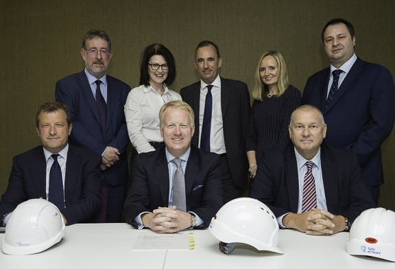 Major HS2 construction contracts signed
