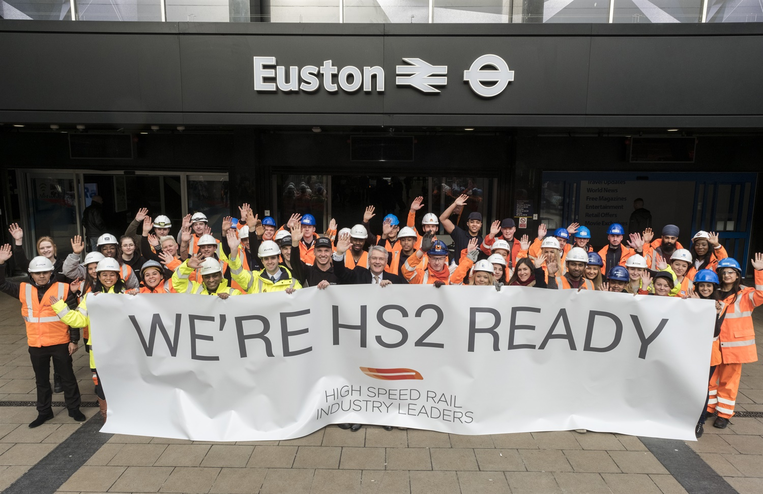 HS2 finally given green light in overwhelming Parliament vote
