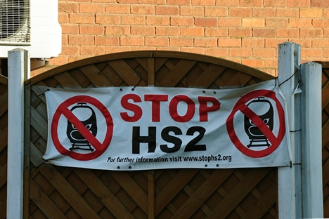 Parliament sets petitioning dates for HS2 Hybrid Bill