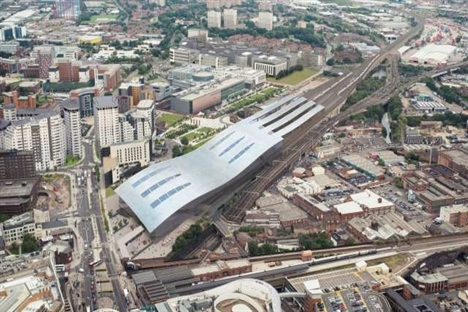 Birmingham 'will not accept' basic HS2 station