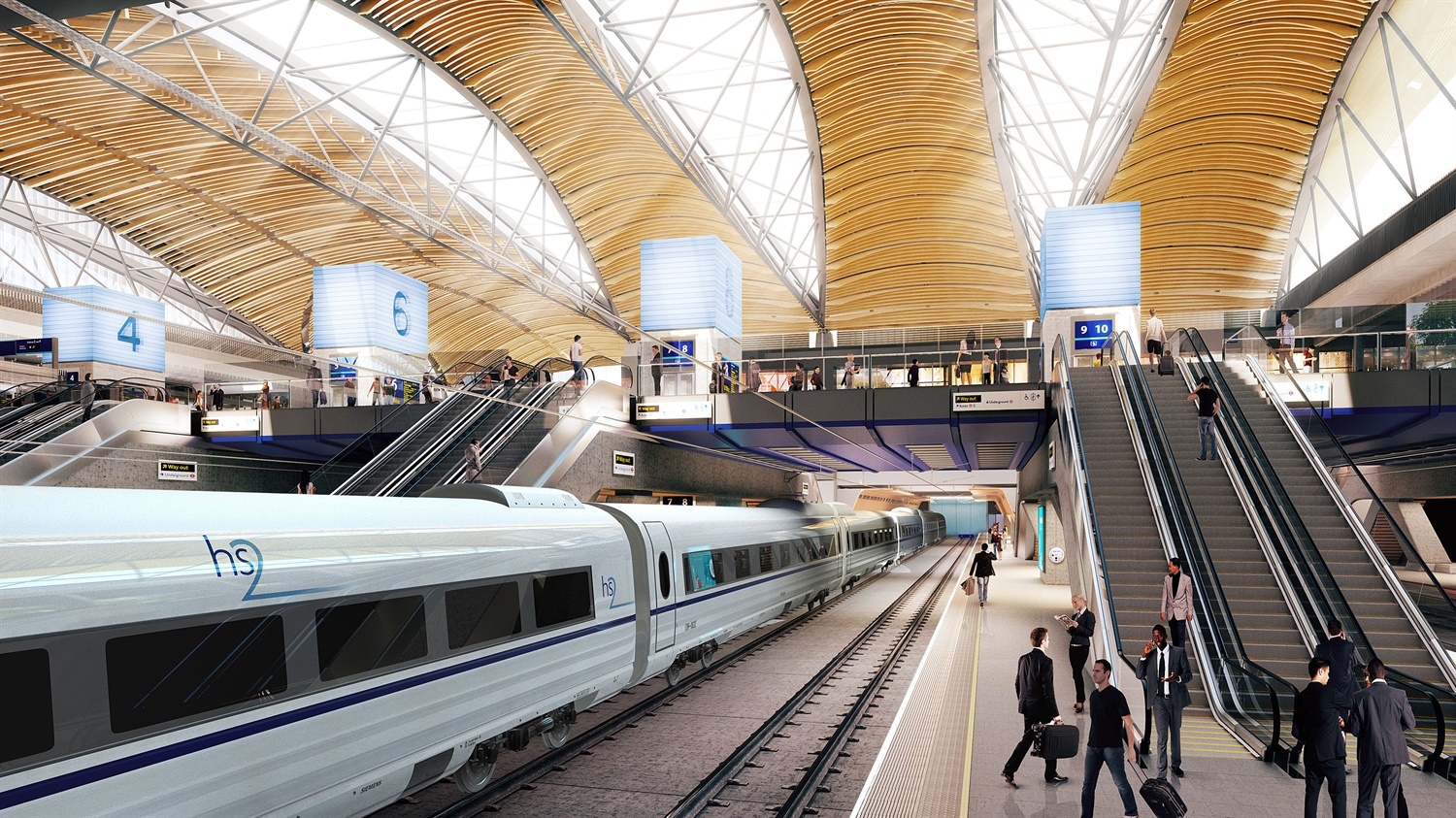 2018: The year of opportunity for HS2
