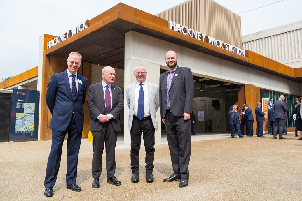 Hackney Wick station makeover unveiled in £25m regeneration plan