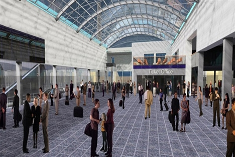 Haymarket station opens after £24m upgrade