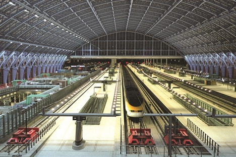 Investing in Britain's future  – hit or miss for rail infrastructure?