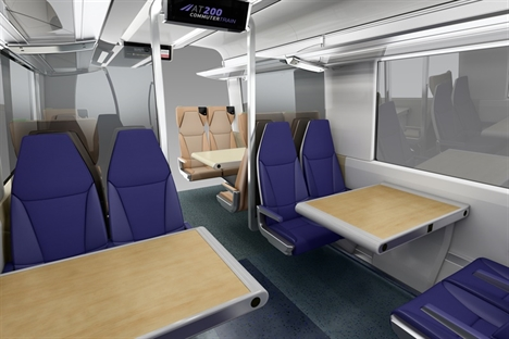 contract signed for new at200 trains for scottish routes. Black Bedroom Furniture Sets. Home Design Ideas