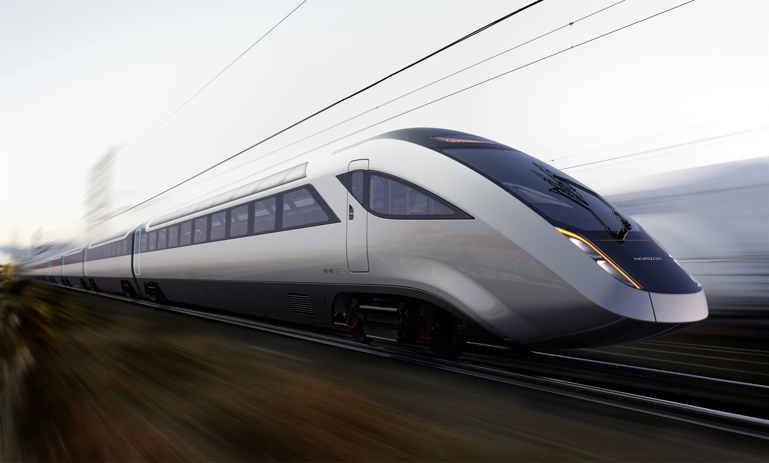 Finalists selected in Tomorrow's Train Design competition