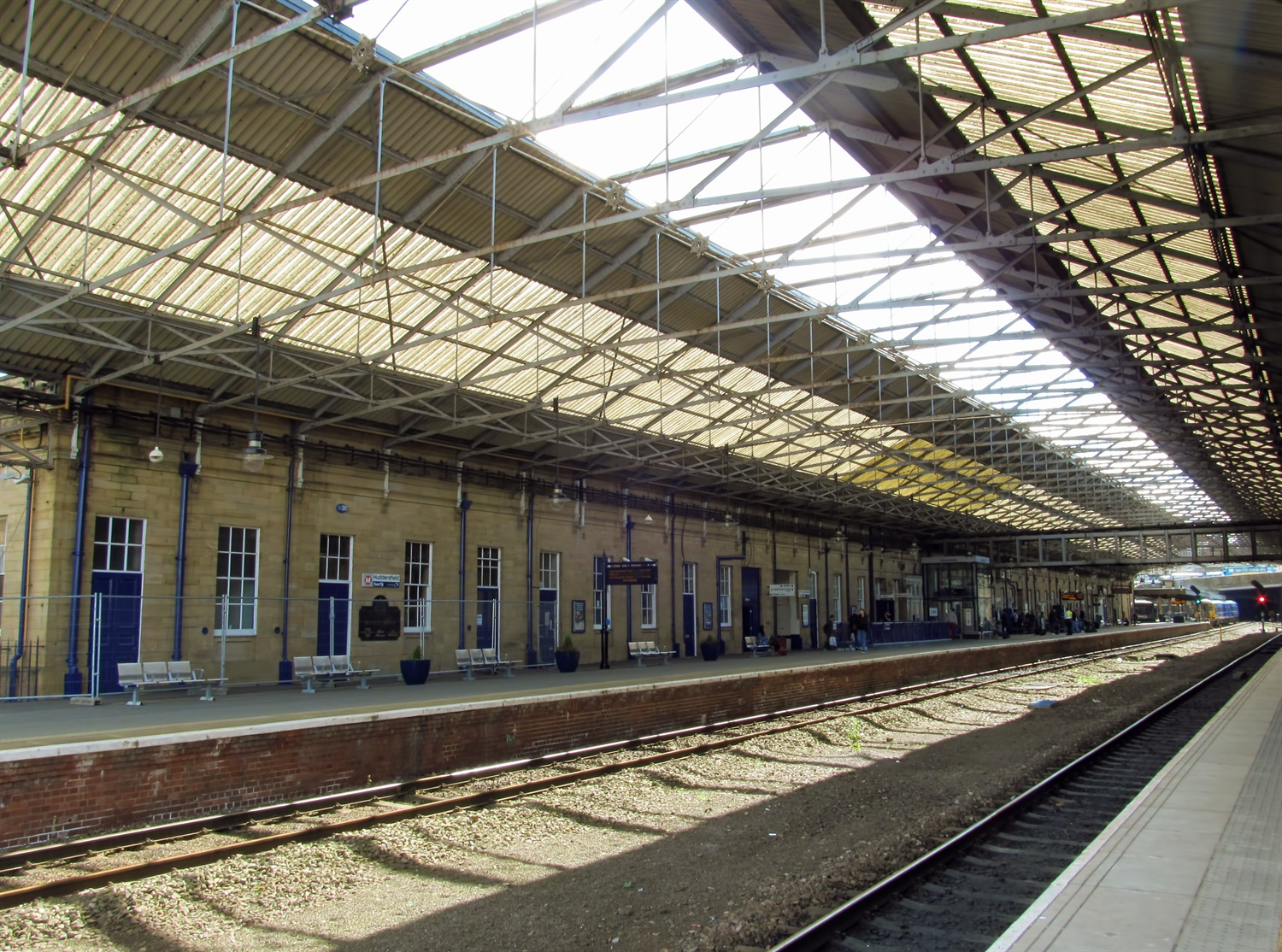 Proposals put forward to WYCA for HS2 testing facility and station refurb