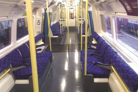 Upgrading the Jubilee line