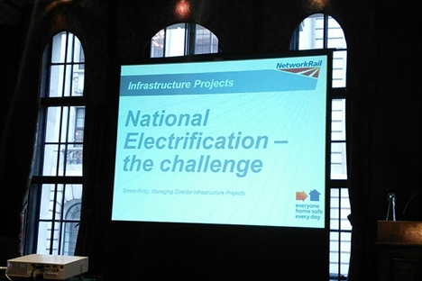 Five years and £2bn of electrification