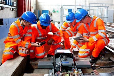 Network Rail to accelerate diversity drive in recruitment