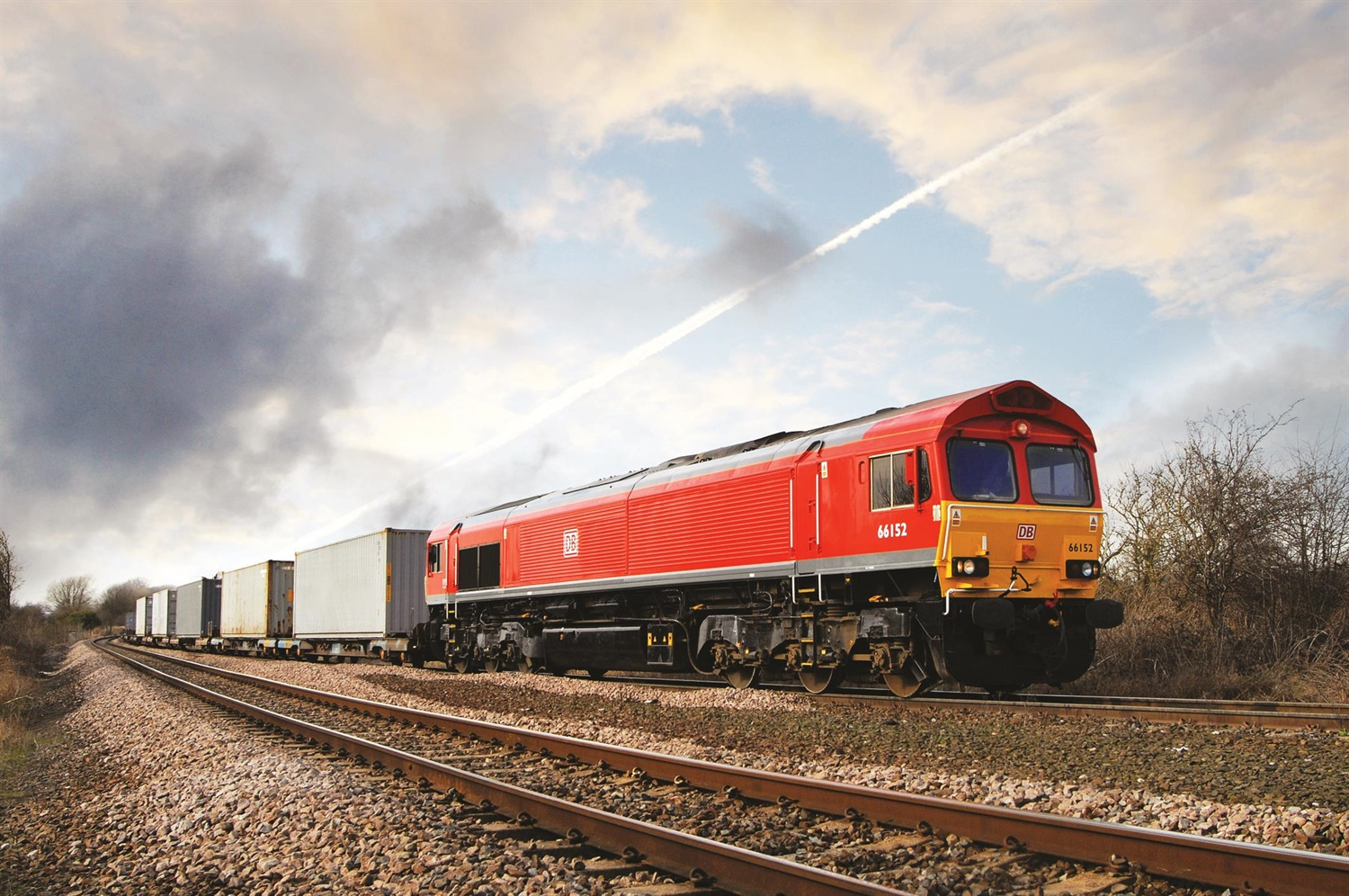 Rail freight deal unveiled by DB Cargo UK and Maritime Transport