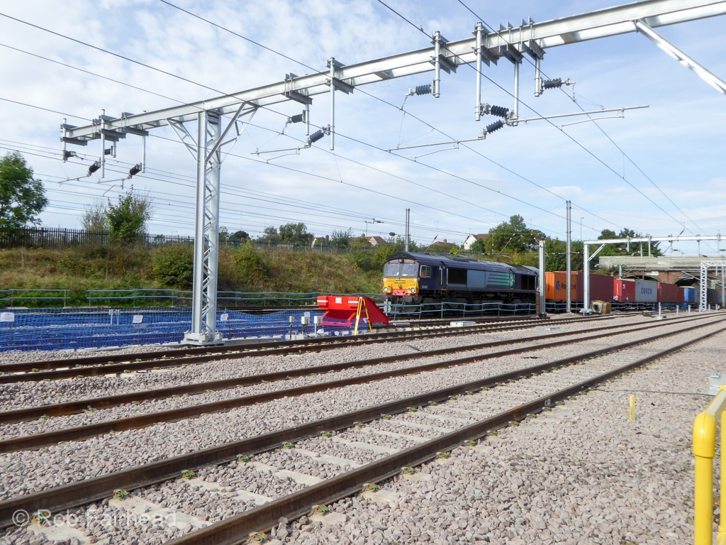 Upgraded Ipswich Yard 'fully operational' after 12-week delay