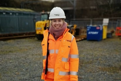Network Rail key worker moves house to help keep the railway running