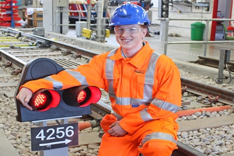 Network Rail wants more south west apprentices