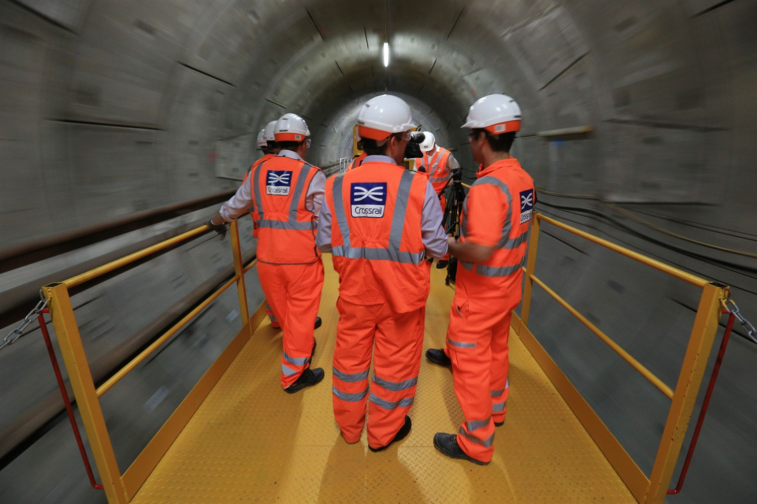 Crossrail chief executive stands down as Underground boss takes up role