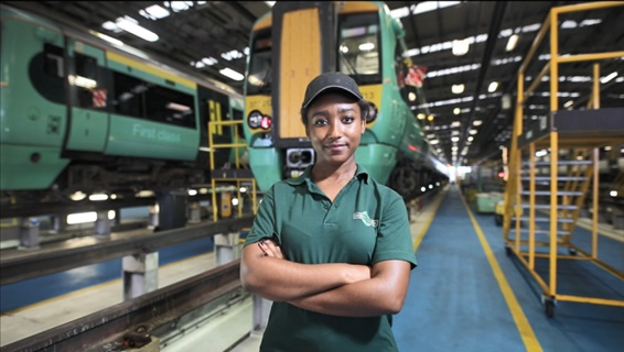 Our responsibility to shape a more diverse rail industry