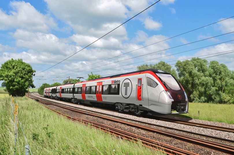 Wales and Border rail franchise in £200m deal for new metro fleet