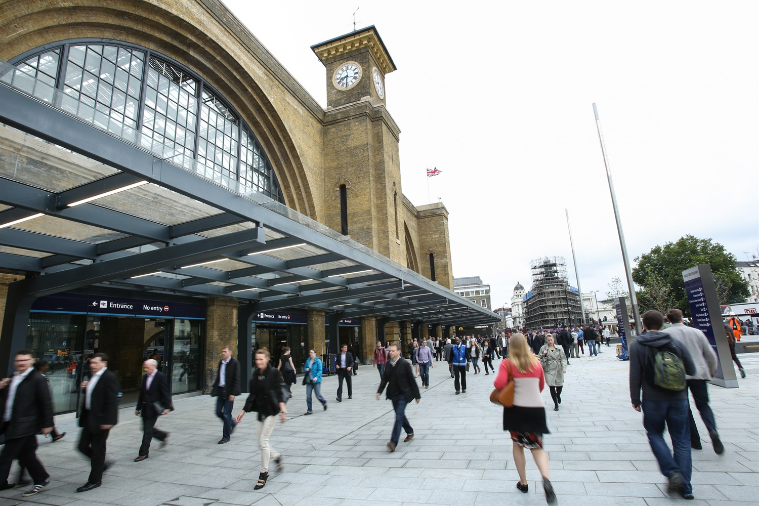 Row over Network Rail's future worsens as campaign launched to stop station sales