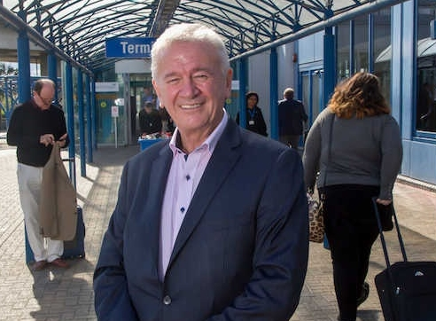Sir Terry Morgan drops London City Airport job to focus on HS2