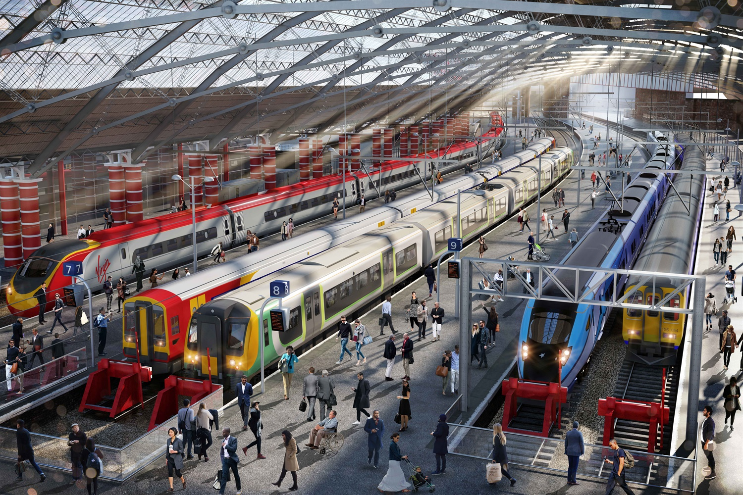 Services set to return to Liverpool Lime Street