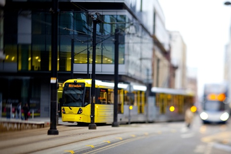 Tram-train possibility for Manchester