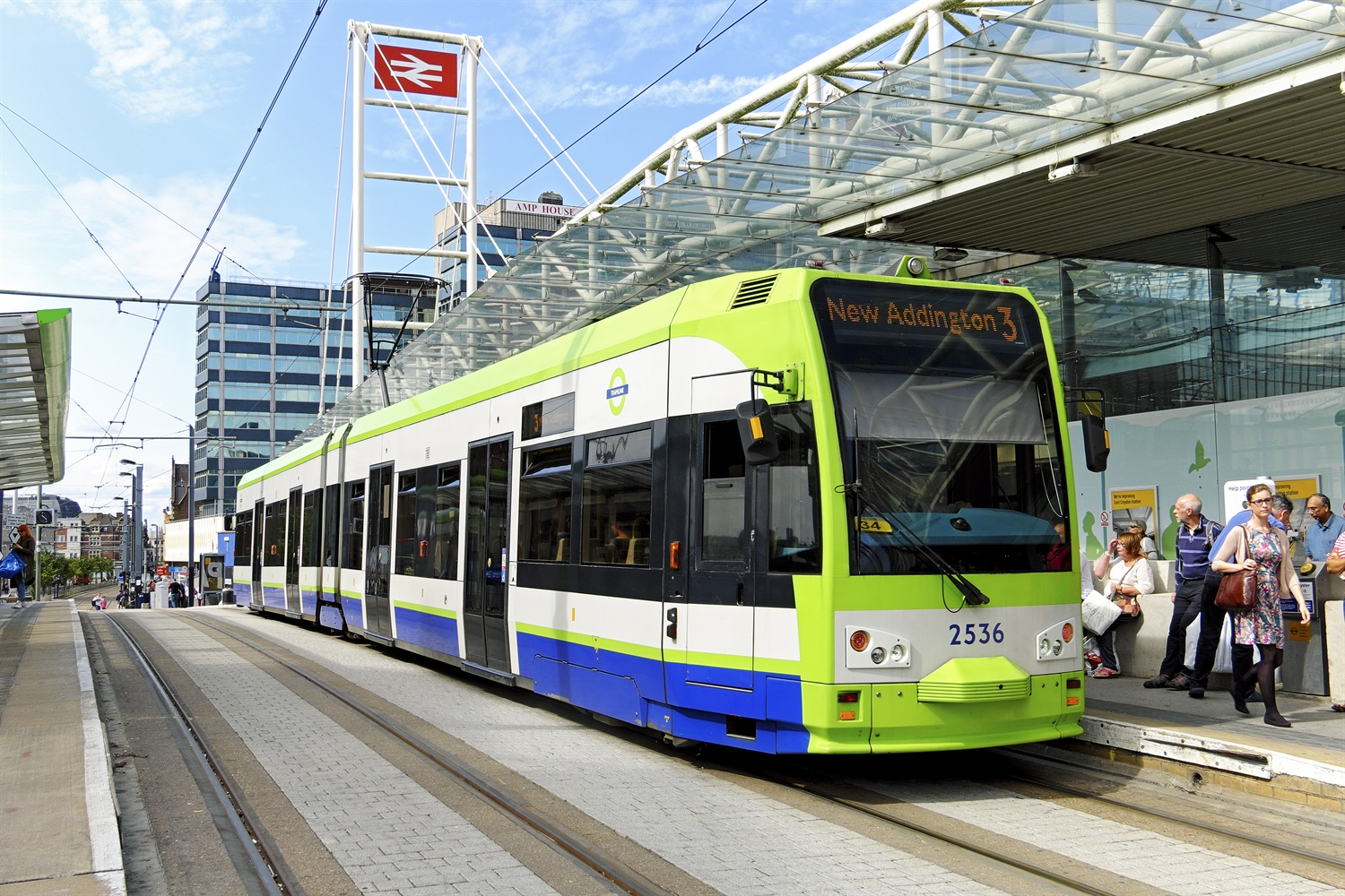 TfL seeks suppliers for post-Croydon automatic braking system on London Trams
