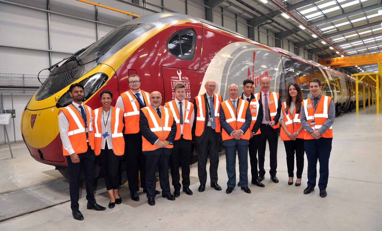 A rail centre fit for the future