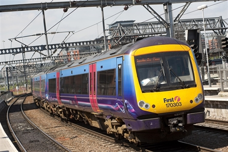 MPs in uproar over FTPE-Chiltern rolling stock transfer