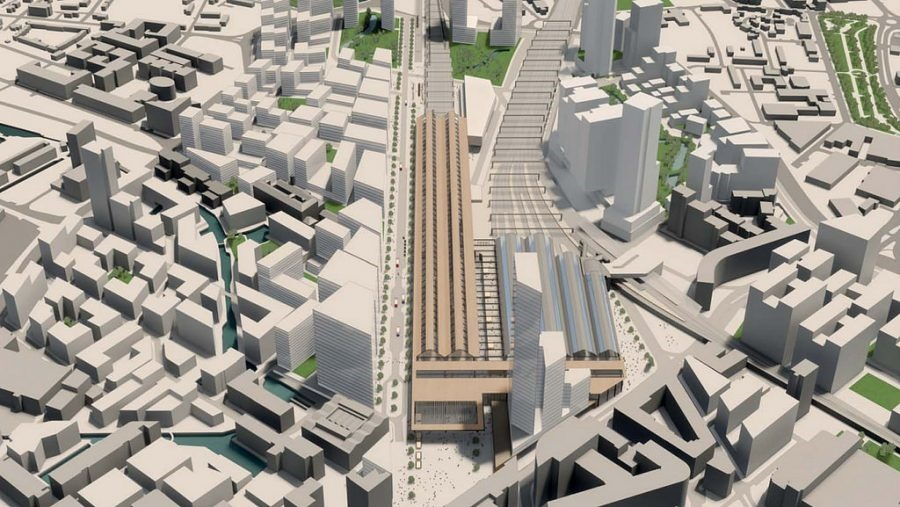 Council bosses reveal Manchester Piccadilly's 'Northern Hub' HS2 overhaul