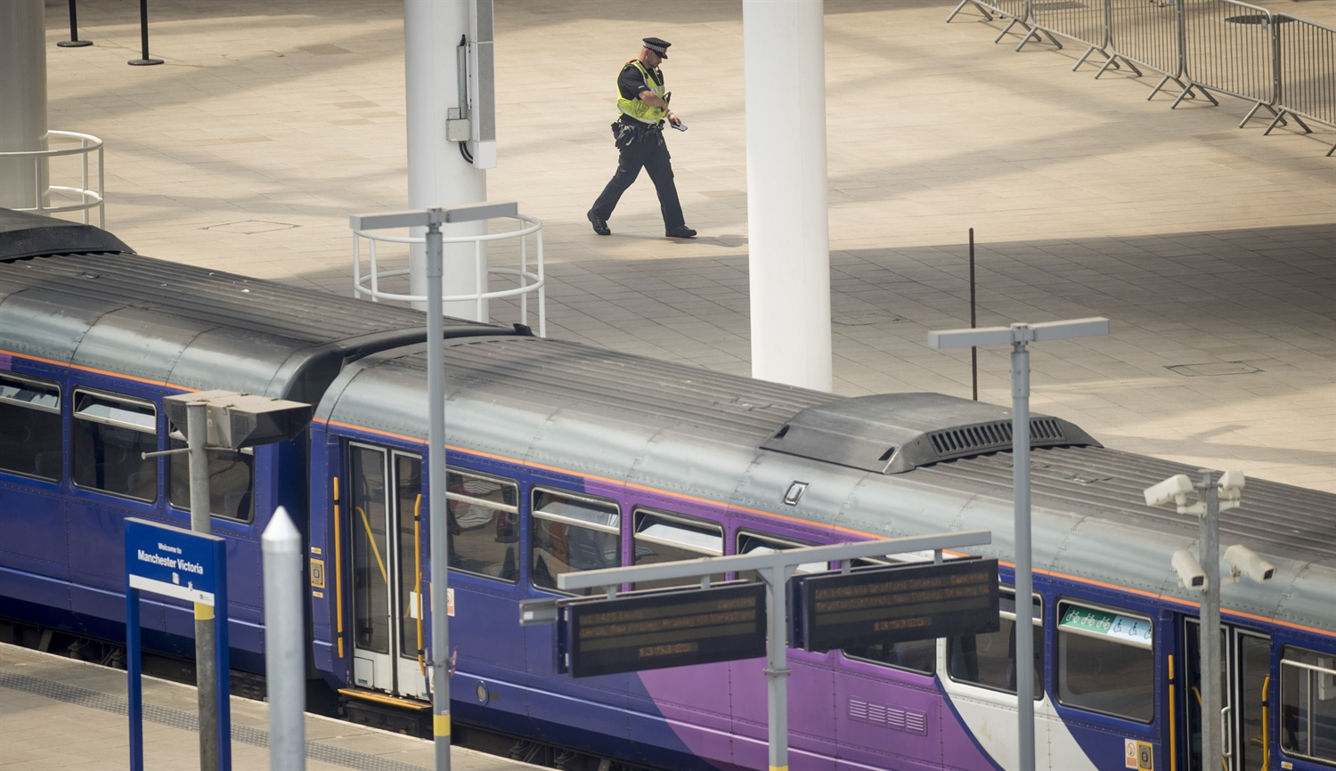 BTP steps up officer numbers at stations as terrorist threat level raised
