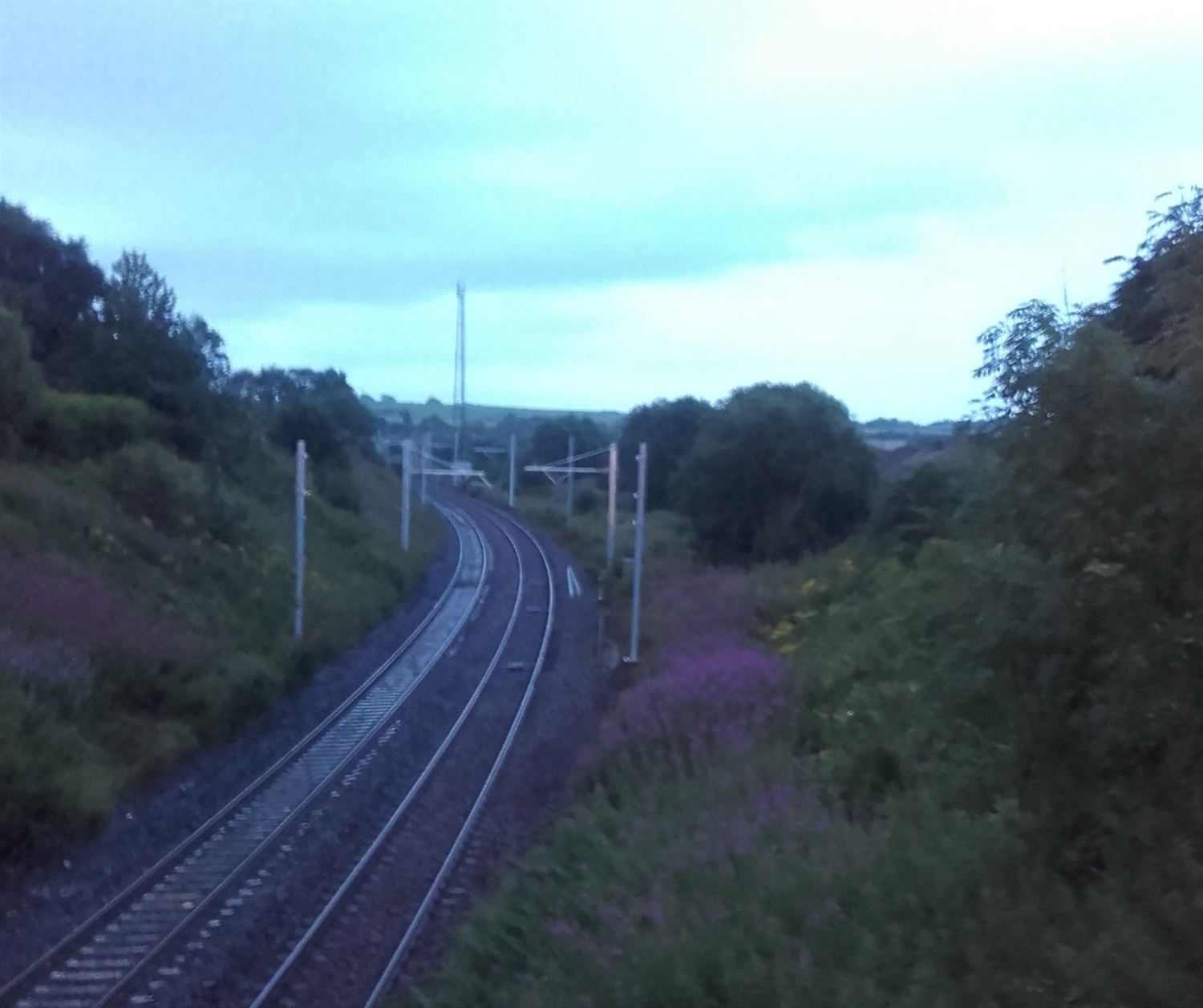 Further electrification work to begin on Shotts line as NR awards £11.6m contract
