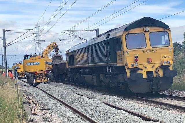 Network Rail Scotland completes £1m of rail works