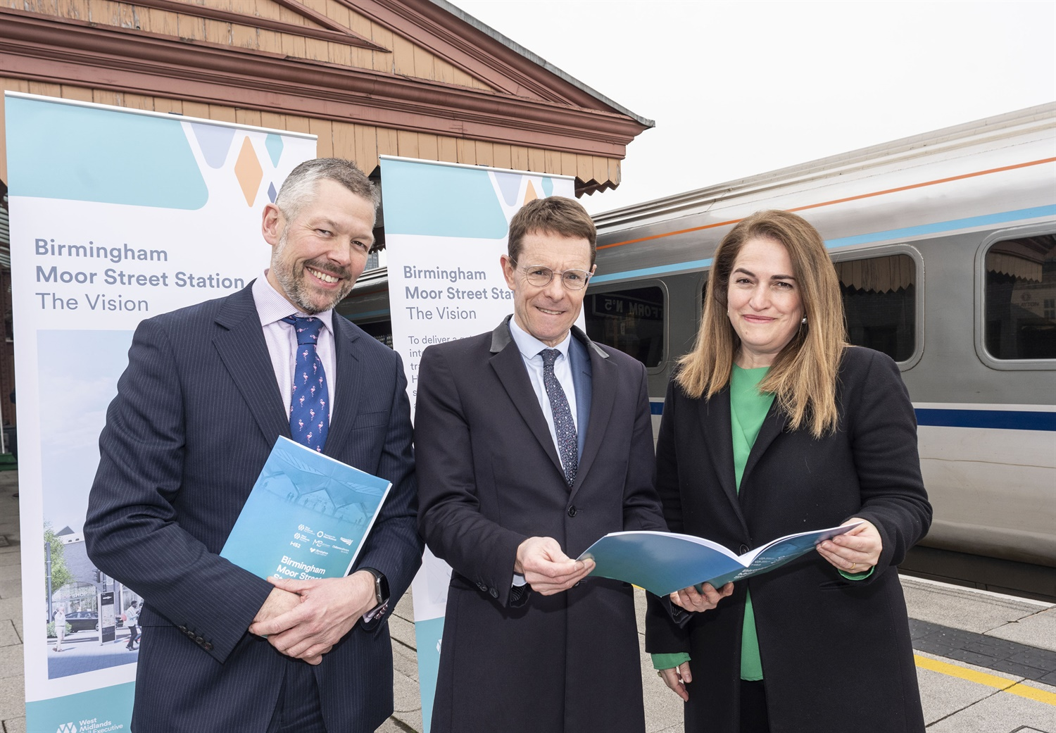 Birmingham Moor Street vision embraces the future and celebrates the past