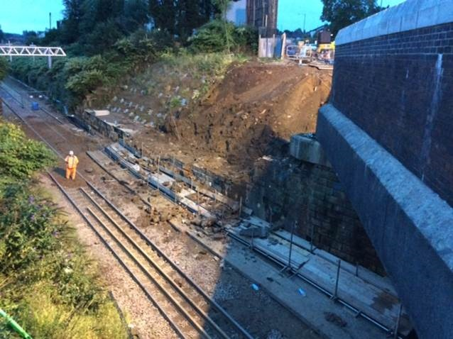 Trains will not run through Bolton 'until further notice' after bridge collapse