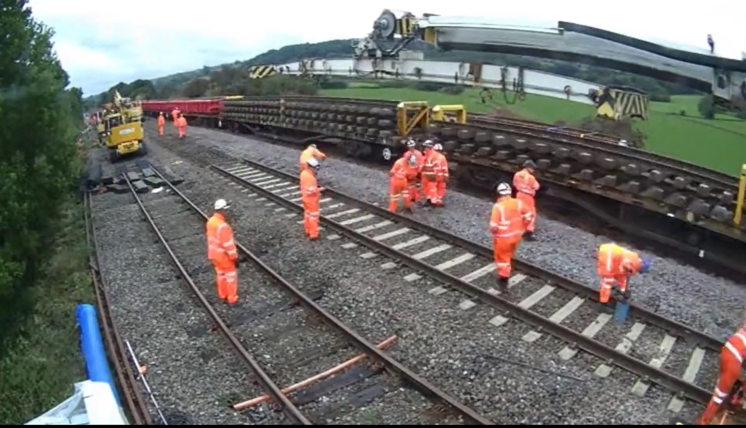 Network Rail set to start £13m upgrade work on Derbyshire railway