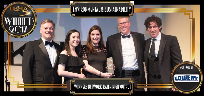 Network Rail High output - Enviroment and Sustainability