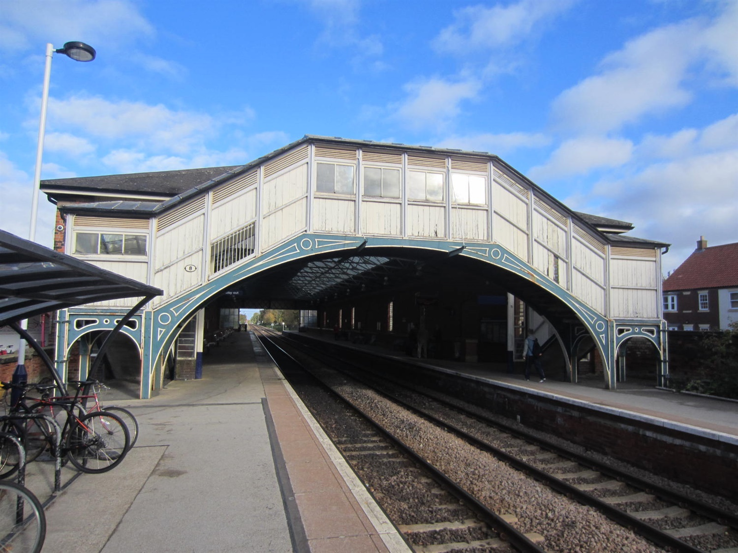 Network Rail to improve Beverley railway station