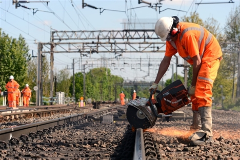 Network Rail CP5 costs soar with poor renewals performance