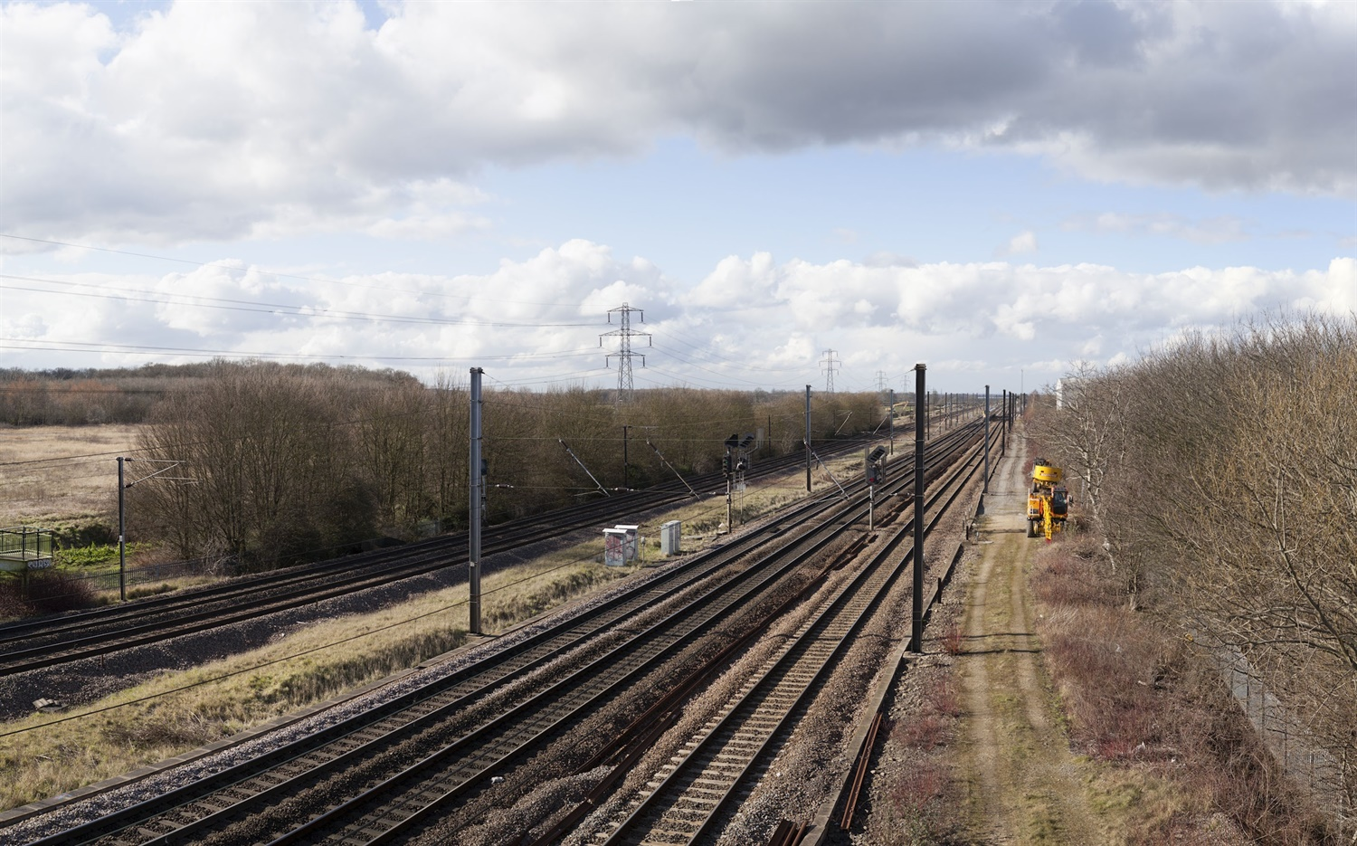 Grayling gives green light to Network Rail ECML improvements