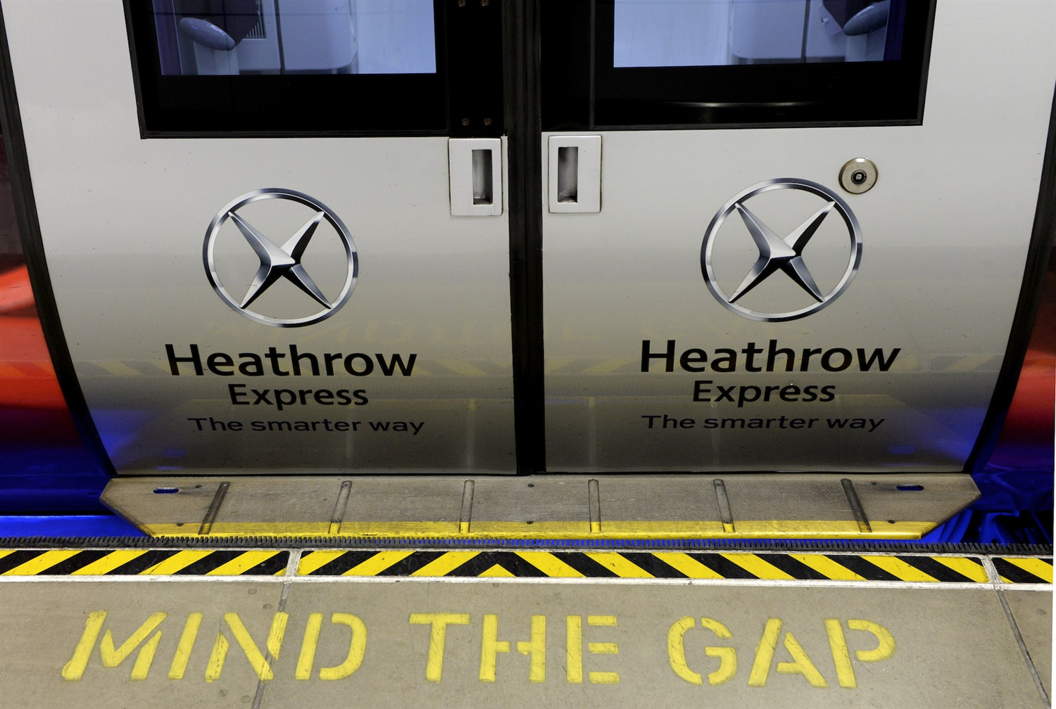 Never mind the gap – new platform safety device proves successful