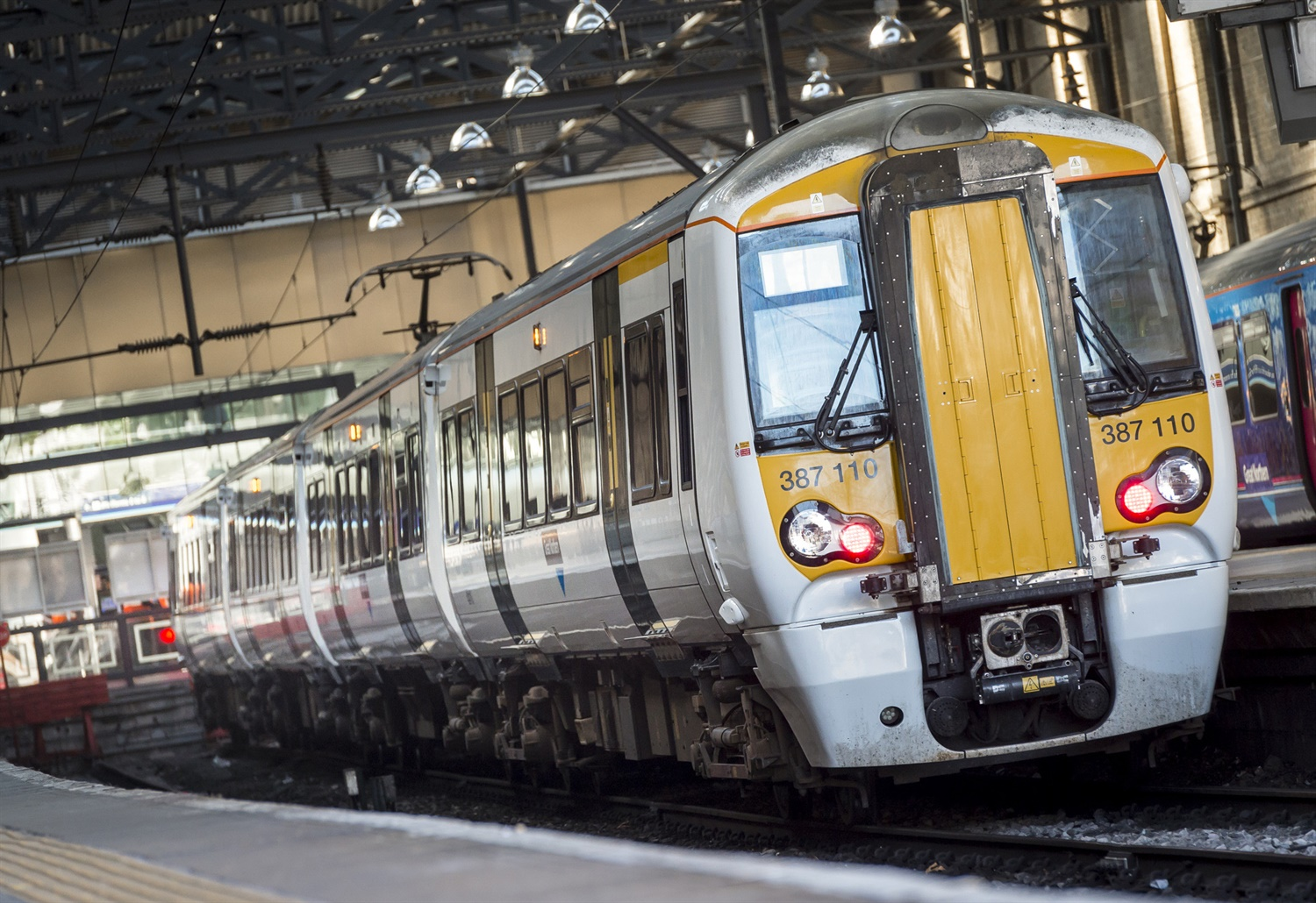 Great Northern completes refurb of Fen Line Class 387s