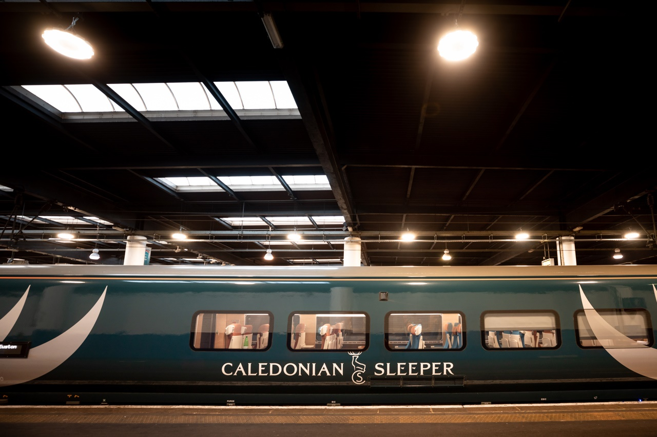 Delayed new Caledonian Sleeper trains complete first test to London in 'exciting landmark'