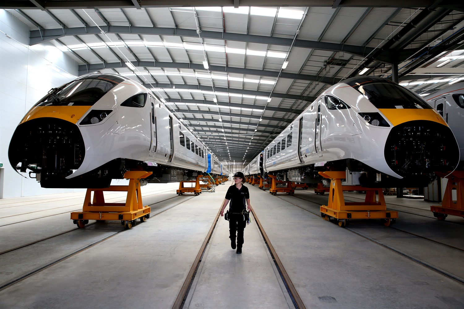 HS2 train race: making the case