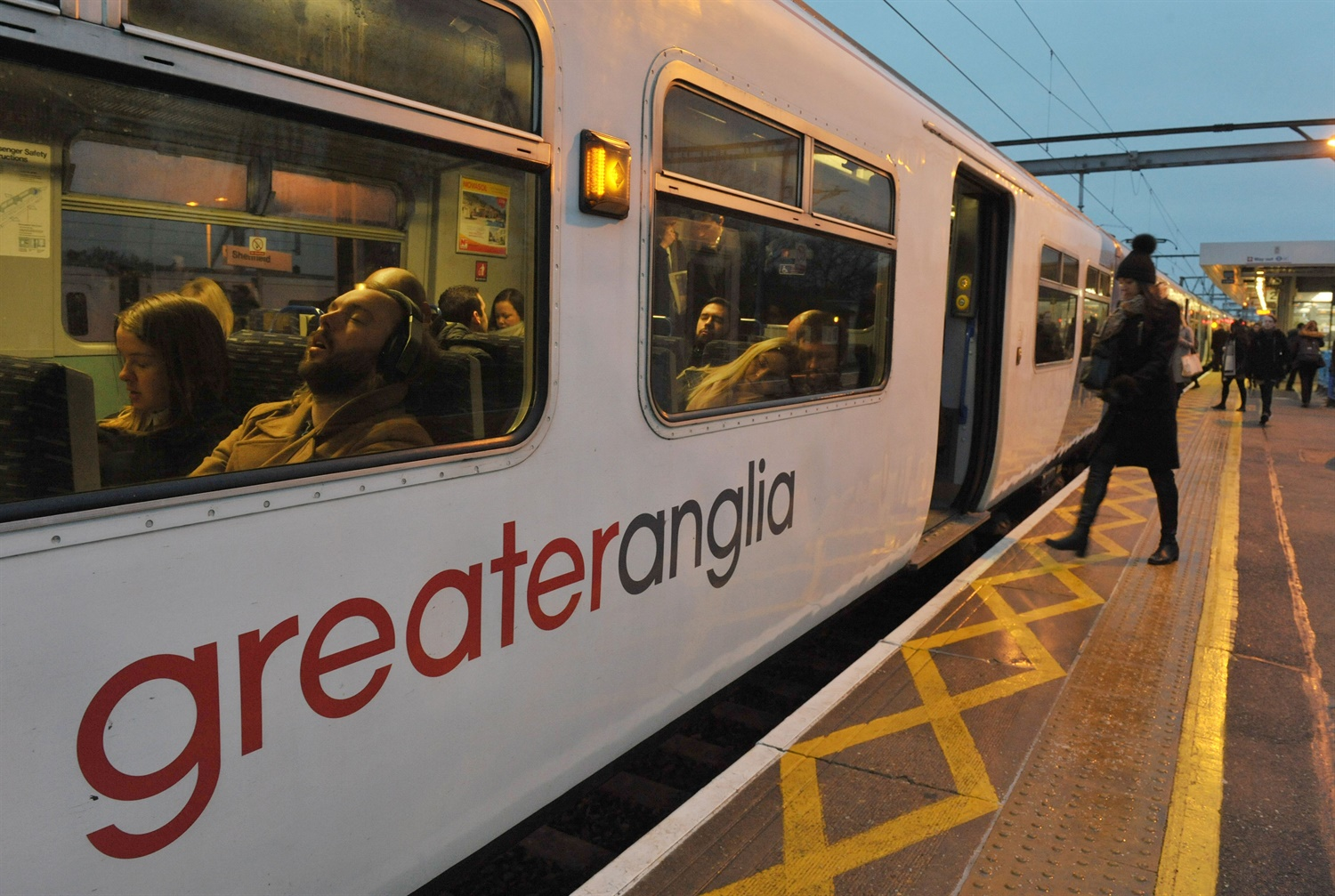 Greater Anglia installs innovative WSP braking system across rural services